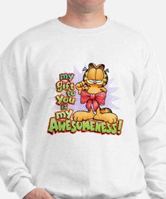 My Awesomeness Sweatshirt