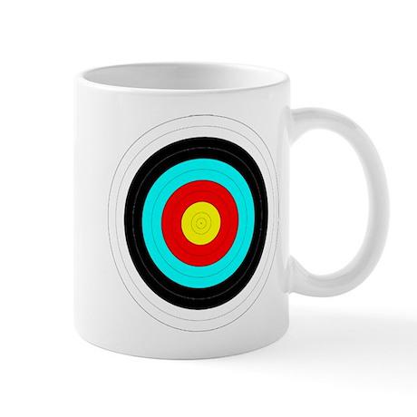 Archery Target Mug