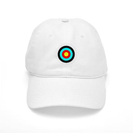 Archery Target Cap