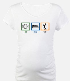 Eat Sleep Golf Shirt