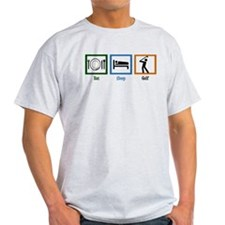 Eat Sleep Golf T-Shirt
