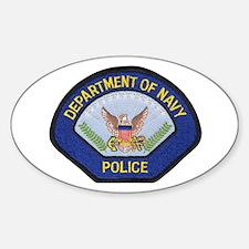 U S Navy Police Decal