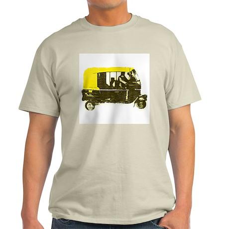 Vintage Rickshaw Ash Grey T-Shirt