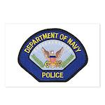 U S Navy Police Postcards (Package of 8)