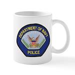 U S Navy Police Mug