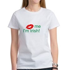 (Kiss) me I'm Irish! Tee