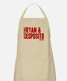 Castle Ryan And Esposito Apron