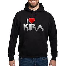 I Heart Kira Nerys Hoody