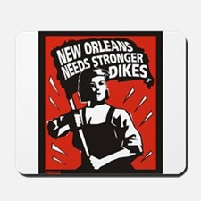 New Orleans Katrina  Stuff Mousepad