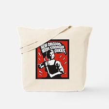 New Orleans Katrina  Stuff Tote Bag