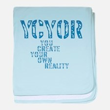 Create Own Reality Infant Blanket