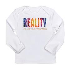 Reality Imagination Long Sleeve Infant T-Shirt