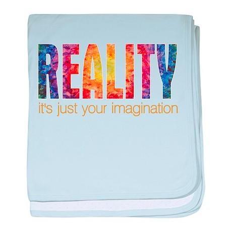 Reality Imagination Infant Blanket