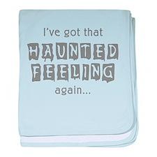 Haunted Feeling Infant Blanket