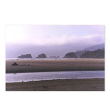 Funny Canon beach Postcards (Package of 8)