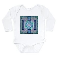 Celtic Atlantis Long Sleeve Infant Bodysuit
