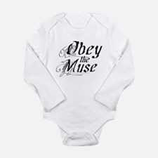 Obey the Muse Long Sleeve Infant Bodysuit
