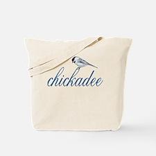 cute lil' chickadee Tote Bag