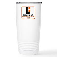 Sarang Station Crew Travel Mug