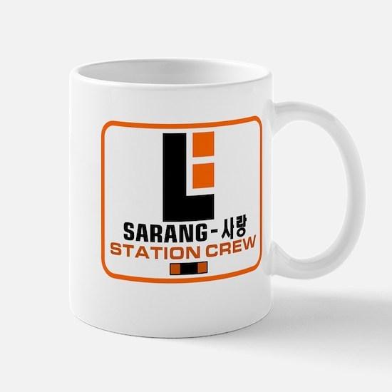 Sarang Station Crew Mug