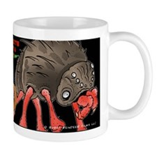 Infinite Santa Coffee Mug Design #7