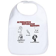 Alternative Republican Mascot Bib
