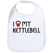 Funny Kettlebells Bib