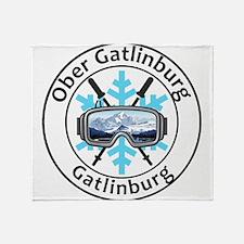 Ober Gatlinburg - Gatlinburg - Ten Throw Blanket