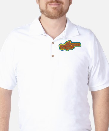 Brown Sugar Golf Shirt