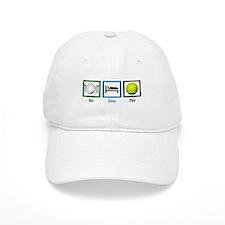 Eat Sleep Tennis Cap