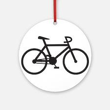 Klaar Bike Gear Ornament (Round)