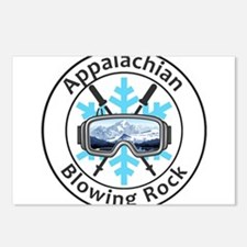 Appalachian Ski Mountain Postcards (Package of 8)