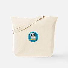 Tux Tote Bag