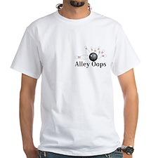 Alley Oops Logo 6 Shirt Design Front Pocke