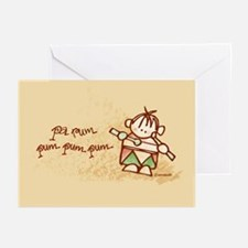 Drummer Boy Holiday Cards (Pk of 20)