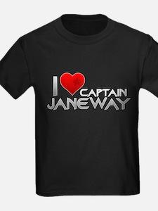 I Heart Captain Janeway T