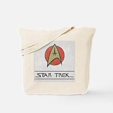 Vintage Star Trek Tote Bag