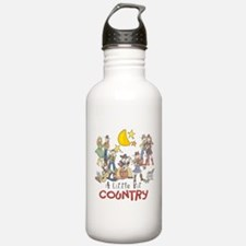 Little Bit Country Water Bottle
