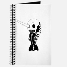 Skeleton Narwhal Journal
