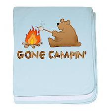 Gone Campin' Infant Blanket