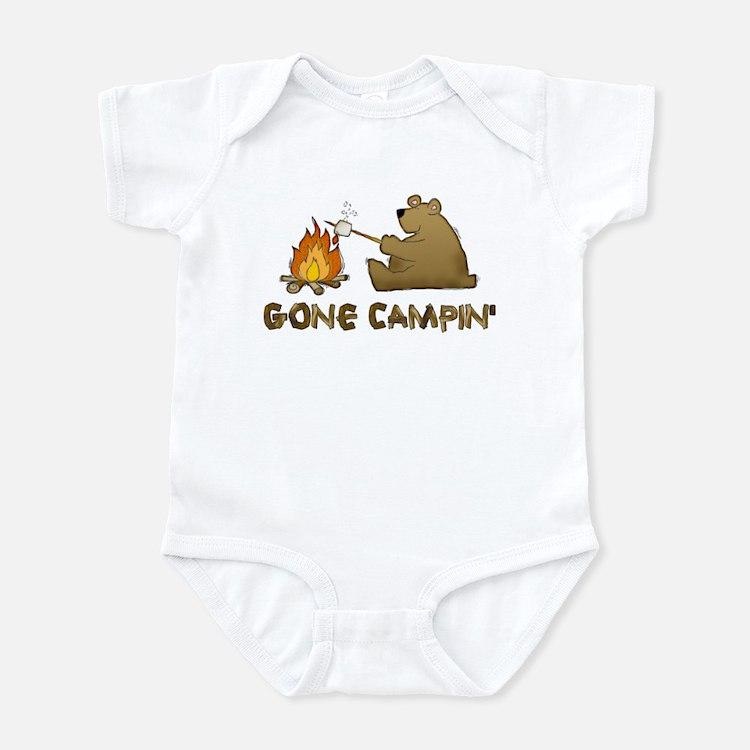 Gone Campin' Infant Bodysuit