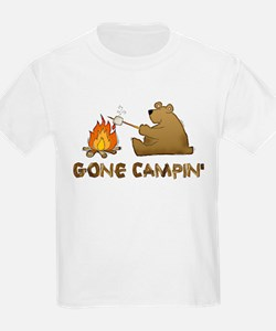 Gone Campin' T-Shirt