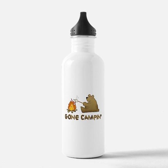 Gone Campin' Water Bottle