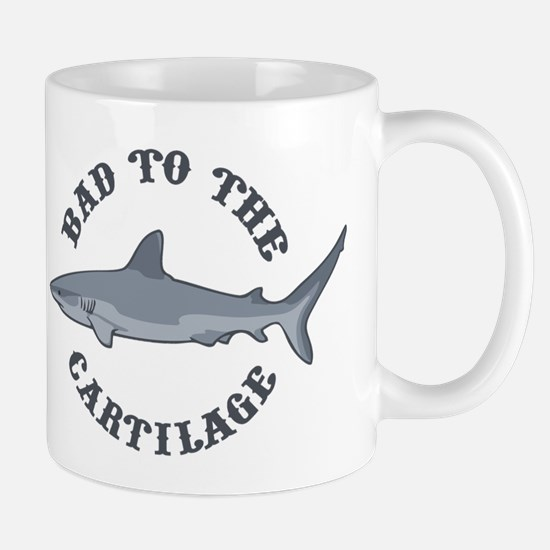 Bad to the Cartilage Mug