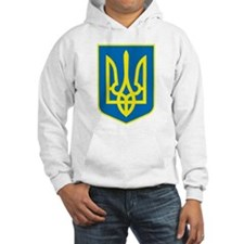 Ukraine Coat of Arms Hoodie