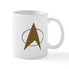 Star Trek Badge (TOS) Mug