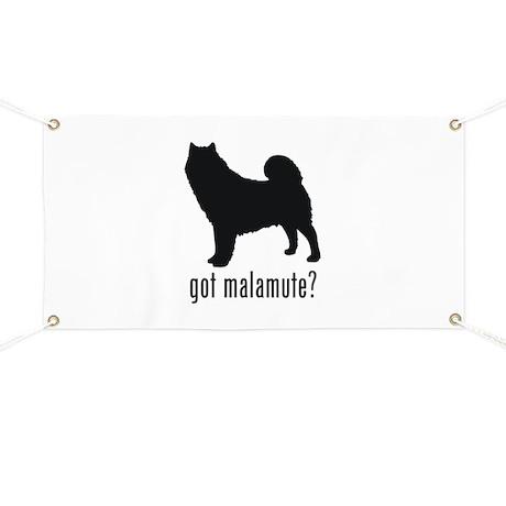 Malamute 2 Banner