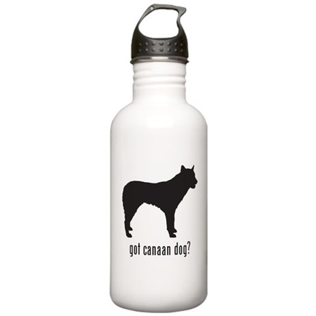 Canaan Dog Stainless Water Bottle 1.0L