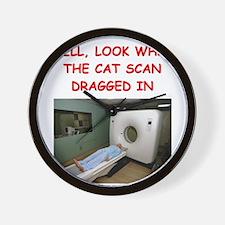 doctor joke Wall Clock