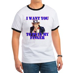 Pull My Finger Uncle Sam T